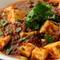 3種類の豆板醤が効いた『四川風山椒と唐辛子のマーボードーフ』
