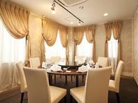 ホテルを意識した上品な空間で、特別な1日をお楽しみください
