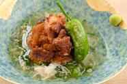 地元の食材をふんだんに使用した、地産地消の『鍋』