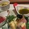 岡山地酒、県外酒どちらも多数ご用意してます。