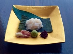 5000円コース 旬の魚堪能【全8品】