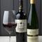 ワインの種類が豊富。料理にぴったりのワインが楽しめます