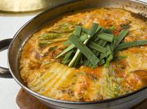 絶妙な辛さとうまさの『韓国式ラーメン』