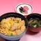 日本三大美味鶏「比内地鶏」を使った『比内地鶏丼』