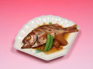 地元象潟港で水揚げされた「魚介類」を様々な方法で調理します