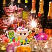 誕生日や記念日におすすめプランやサービスもご用意しています