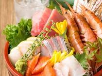 旬の鮮魚を使った創作和食
