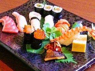 すし処 魚保(和食、山梨県)の画像