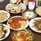 充実のコース料理と種類豊富な飲み放題で宴会を