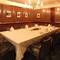 野田シェフの特別な『個室』で大切な方とお食事をお楽しみ下さい