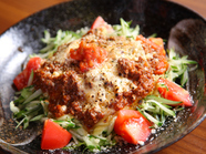 沖縄料理の定番メニュー『タコライス』