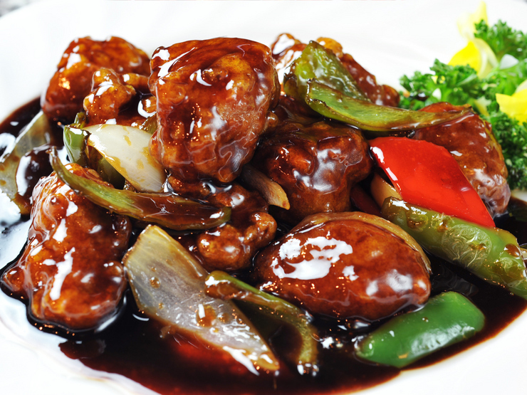 本場の味『黒酢豚』 中国料理 上海 大町店 福島 中華全般 | 本場の味『黒酢豚』 中国料理 上