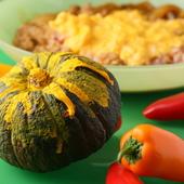 南瓜の美味しさがカレーに溶け込んだ『魔女パンプキンカレー』