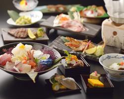 宮城の郷土の素材を存分に味わえるスペシャルコース!各種宴会や県外からのお客様の接待にもお勧めです♪