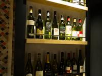 呑みやすくリーズナブなワインも豊富