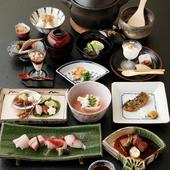 【新年会】厳選食材使用。舌の肥えた大人のための贅沢コース