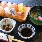 寿司ランチ