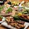 丹波の地鶏と旬野菜を堪能!忘新年会向け・宴会コース2000円~