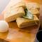 味噌漬豆腐と玉子(珍味)