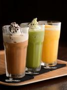 暑い季節に最適なスムージーは5種類。フレッシュな味が人気