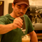 オーナー店長の近藤氏。大人が楽しめるカフェづくりをモットーに