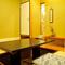 幅広いシーンに対応、くつろげる個室席