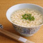 かつて修行先でずっとつくっていた豆腐粥