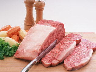 いろいろな料理へアレンジできる『肉料理』