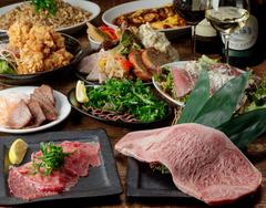 常連様に大人気『太田牛イチボの炙り』や『黒毛和牛サーロインステーキ』まで!ガッツリお楽しみください
