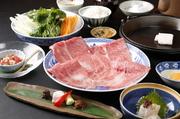名物コロッケとサラダ・すき焼・お食事・甘味