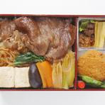切り落とし    2639円 肩ロース     3519円 サーロイン   4167円  伊勢牛すき焼き、名物コロッケ、香の物
