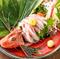 築地、伊豆漁港から直送の鮮魚や新鮮な厳選地鶏に舌鼓…