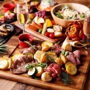 飲み放題付き肉バル宴会3280円~!!