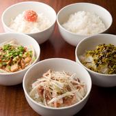 ご飯類がお昼はなんと50円!
