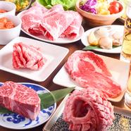【104種】食べ飲み放題!焼肉宴会コース5486円※毎月29日は予約不可