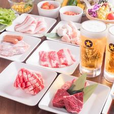 【62種食べ放題コース】2786円
