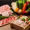 宮崎県産 福ちゃんポークと宮崎牛と厳選野菜の美人蒸篭蒸し
