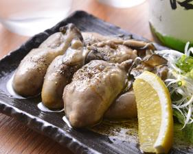 自家製!牡蠣のオイル漬け