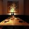 大事な宴席や接待などに使える個室あります。