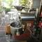 お店でコーヒー豆を焙煎しています!