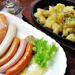 福島県の銘柄豚でつくった美味しい『エゴマフランク』