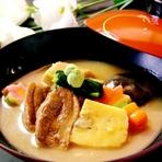 北陸・金沢の伝統的な郷土料理・加賀料理もご用意しています。