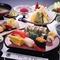 寿司と一品料理を組み合わせた、コース仕立ての『寿司会席』です