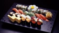 とにかく寿司を楽しみたいというご要望に応じて登場した寿司コース。季節のネタと特上ネタをご堪能下さい。