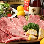 お肉と野菜に飲み放題をプラスしても良いですし、食事だけを満喫するも良し。思い思いに楽しみましょう。