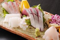 """旬の野菜と、旬の魚介を使った""""ほの花""""オリジナルのお料理を"""