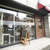 ふんわりしっとりとした食感の『チーズスフレケーキ』