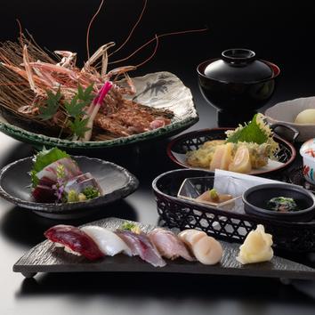 旨い魚のお料理コース