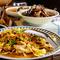 お惣菜をビュッフェスタイルで。