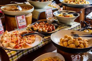 旬菜食健ひな野 マルヤマクラス店の料理・店内の画像2